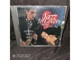 Jazz for Lovers  CD