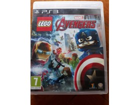 LEGO Marvel's Avengers PlayStation 3