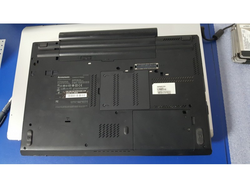 LENOVO THINKPAD Workstation W510 i7 ,16gb ram ,FX880M