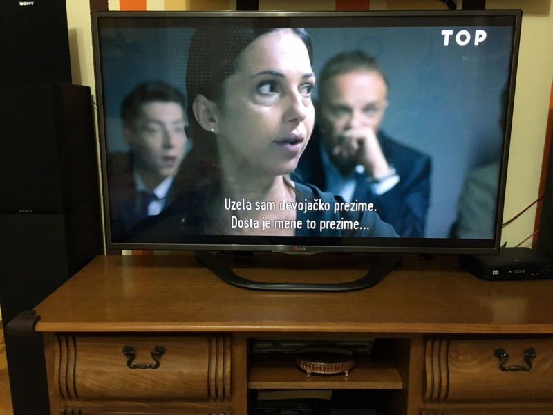 "LG 42""/106cm LED Smart wifi FULL HD 200hz"