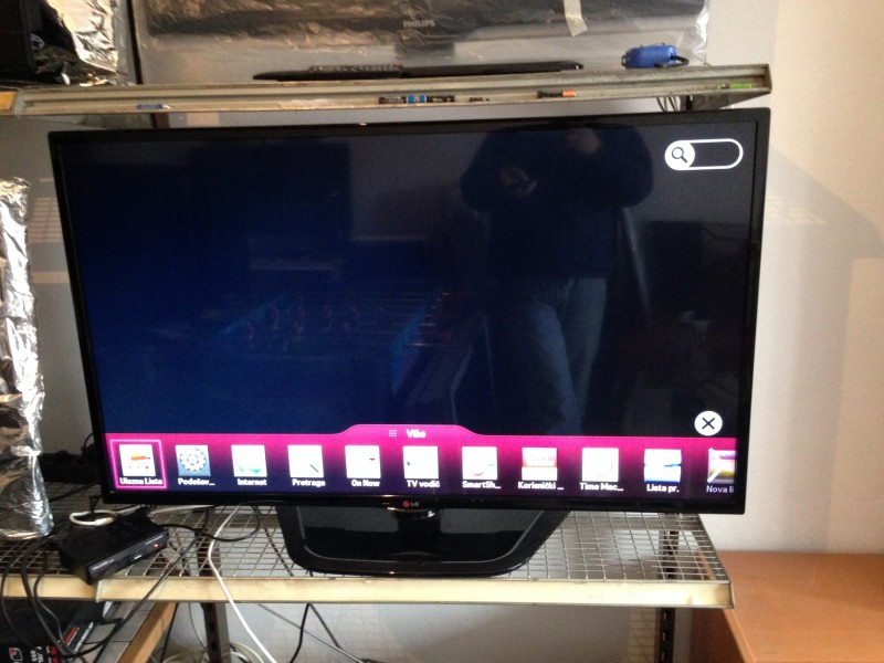 LG  led   smart   full hd 47""