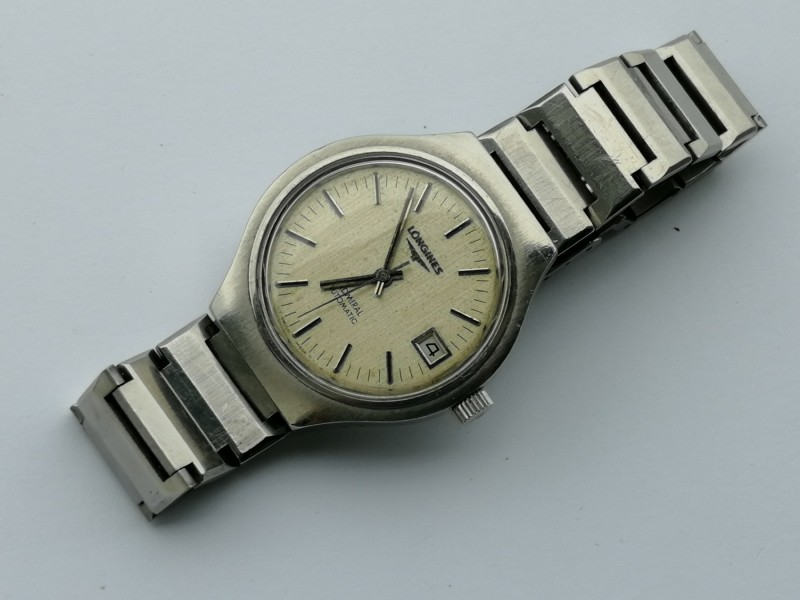 LONGINES ADMIRAL AUTOMATIC CAL.633.1 , ODLICAN !!!!!!!