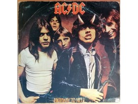 LP AC/DC - Highway To Hell (1983) 8. pressing