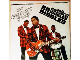 LP BO DIDDLEY - His Greatest Sides (1984) nikad slušana