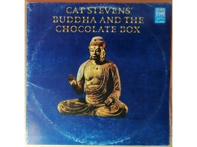 LP CAT STEVENS - Buddha And The Chocolate Box (1976)