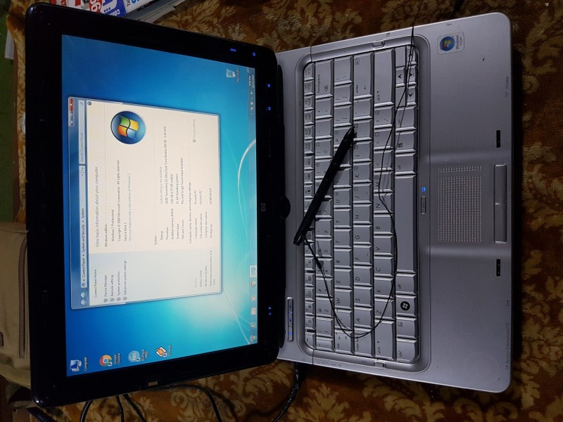 Laptop HP Pavilion sa Touch-Screen ekranom