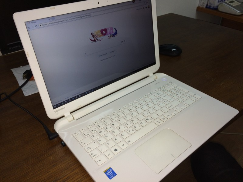 Laptop Toshiba L50B Intel i5