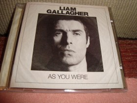 Liam Gallagher  -  As You Where  -