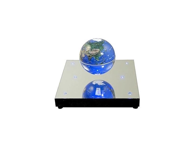 Magic Floater Levitirajuci Globus Karta Sveta Sa Led Sv 72098637