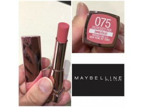 Maybelline 075 UNDRESSED PINK!