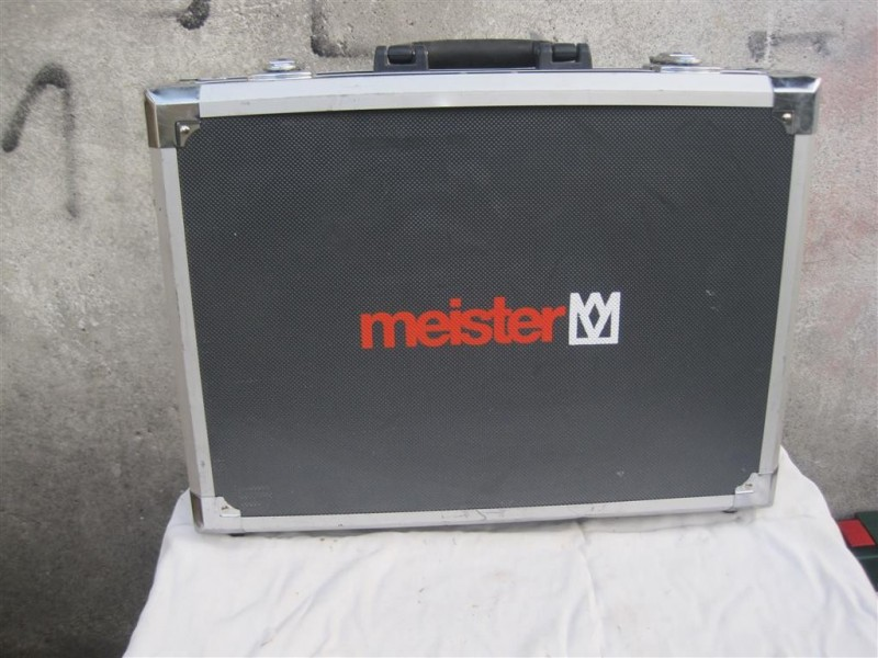 Meister Craft veliki set alata - novo