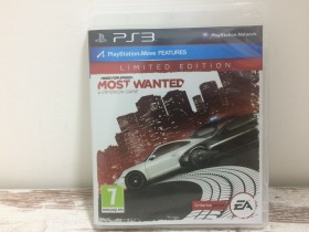 Need For Speed Most Wanted LIMITED - PS3 igra