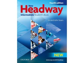 New HEADWAY INTERMEDIATE udzbenik, OXFORD