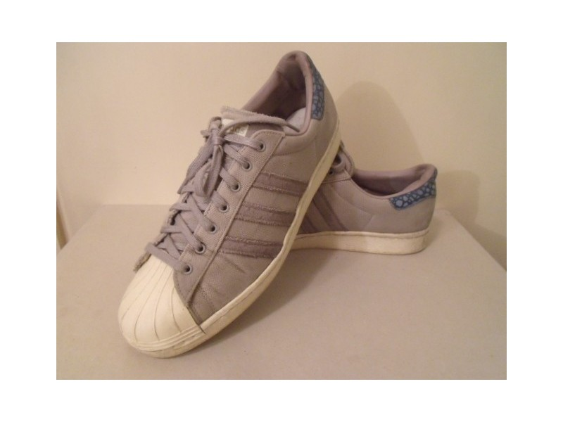 nett Orginal ADIDAS SUPERSTAR muske patike 48 23 EXTRA MODE  liefert