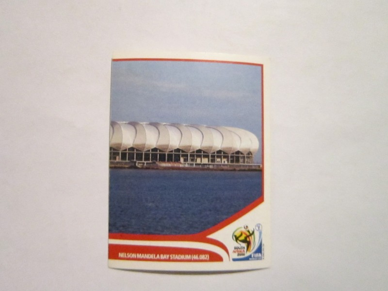 PANINI FIFA WC SOUTH AFRICA 2010 br. 19