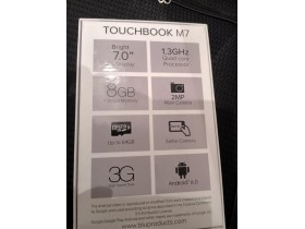 "PHONE TABLET 7.0"" 8GB 2mp 3GB 1,3GHz NOV"