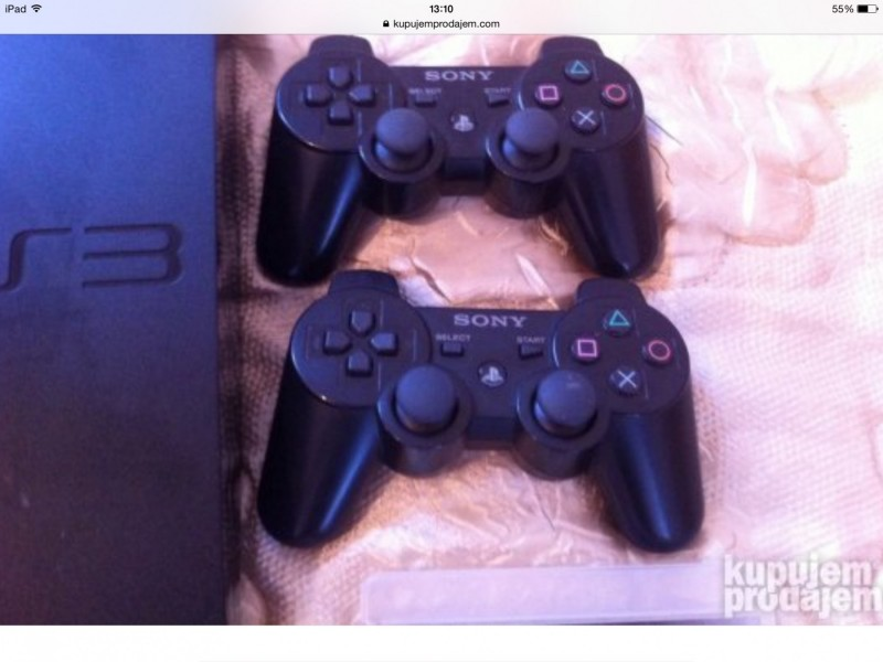 PlayStationu 3   320 gb