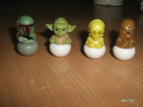 ROLLINZ FIGURICE - ,,  STAR WARS  ,,