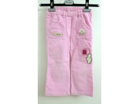 ROZE PANTALONICE  YOU 2  VEL 3