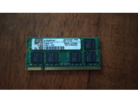 Ram memorija DDR2 Kingston 1GB ,  667MHz
