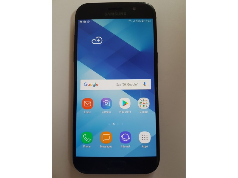 Samsung A5 2017 - A520f - 32Gb, 3Gb ram, android 8.0 !!
