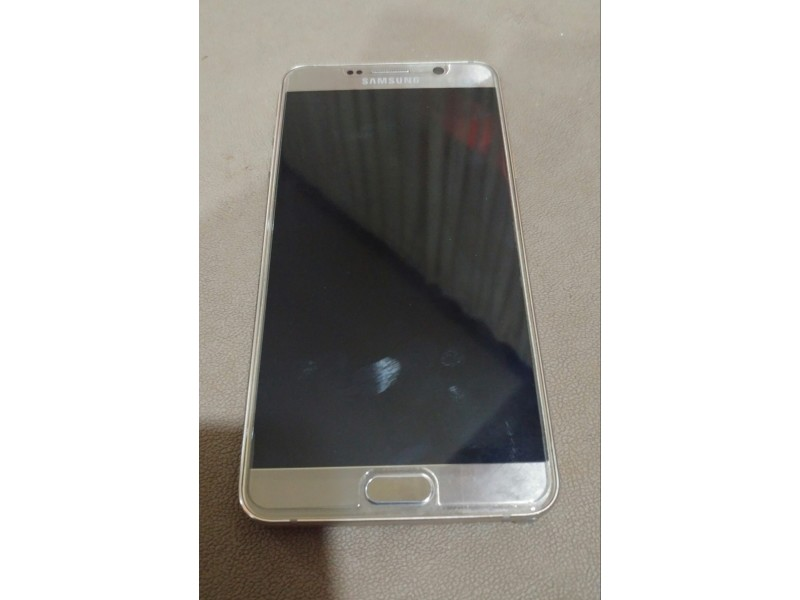 Samsung NOTE 5 GOLD