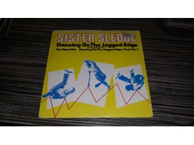 Sister Sledge- Dancing On The Jagged Edge- Disco-funk