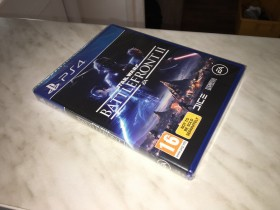 Star Wars Battlefront II - PS4 / Novo