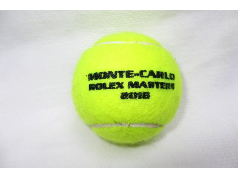 TENIS LOPTA Monte Carlo Rolex Masters 2016, DUNLOP FORT