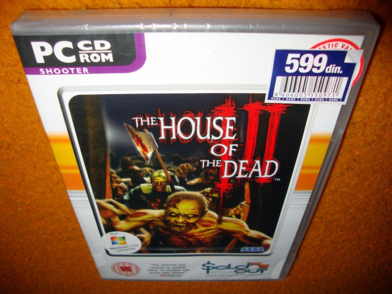 THE HOUSE OF THE DEAD 2 - NEOTVORENO