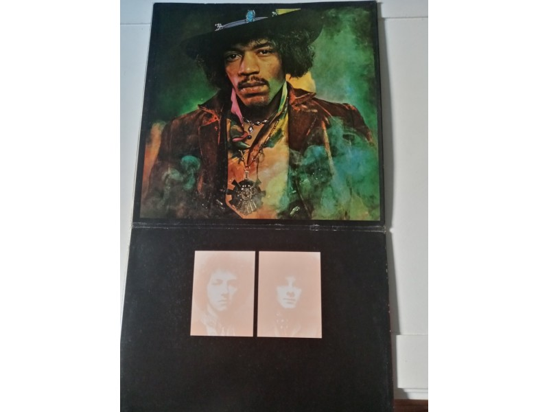 THE JIMI HENDRIX EXPERIENCE- ELECTRIC LADYLAND