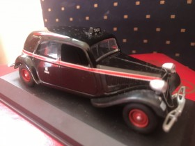 Taxi vozilo Madrid 1955 metal u mint stanju