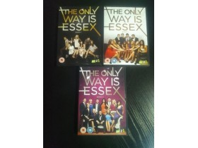 The Only Way Is Essex Series 1 2 3