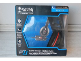 Turtle Beach Earforce P11 Gamerske Slušalice - NOVO
