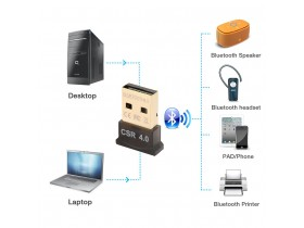 USB Bluetooth 4.1 , Dongle - ADAPTER