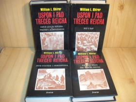 Uspon i pad Treceg Reicha 1-4 - William L. Shirer
