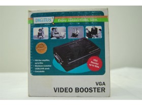 VGA video booster DIGITUS - up to 65m - NOVO