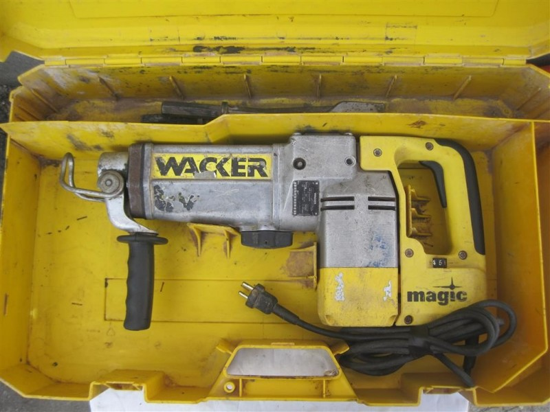 Wacker magic EBH 11 BLM-230 stemarica
