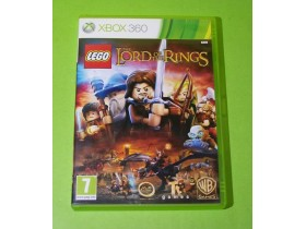 Xbox 360 - Lego Lords of Rings