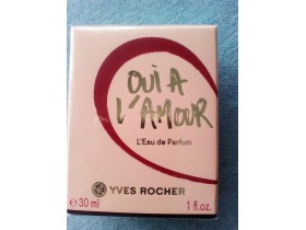 "YVES ROCHER-OUI A L""AMOUR"