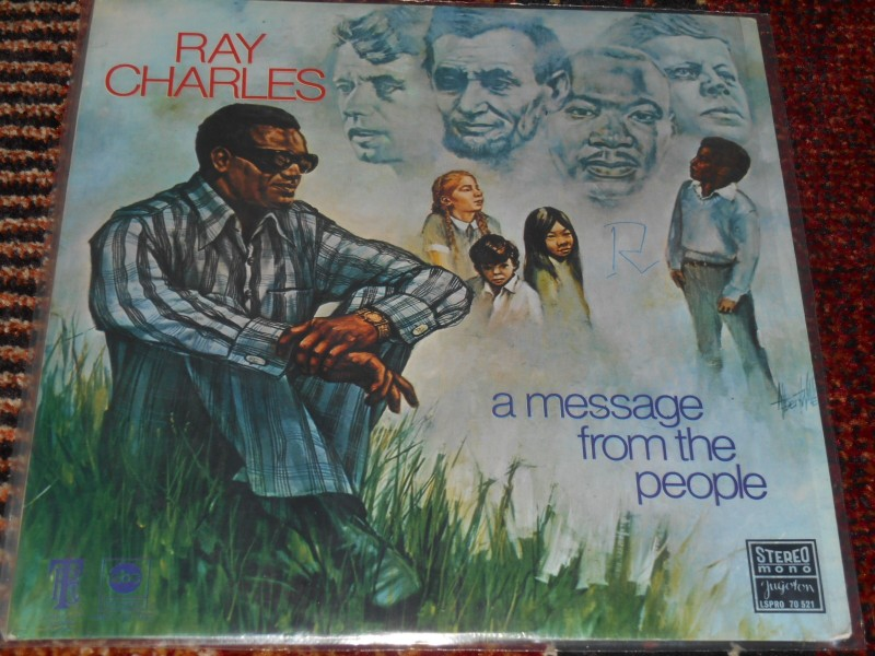 ray charles - a message from the people 5/5