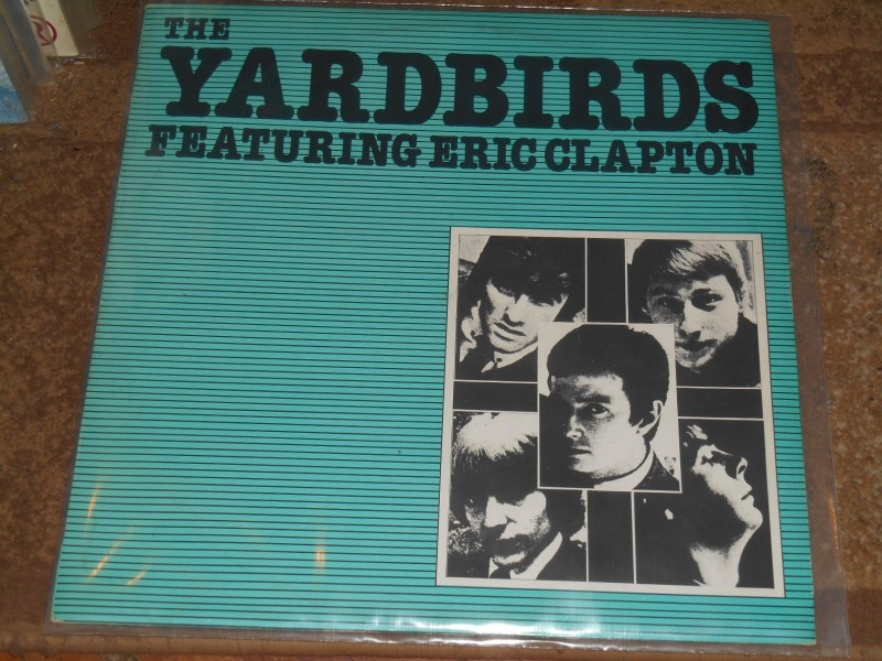 the yardbirds - featuring eric clapton 5/5