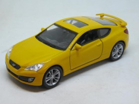 welly hyundai genesis coupe
